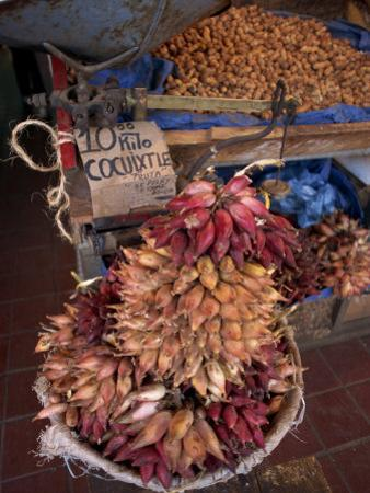 Tequila Fruit for Sale on a Stall in Mexico, North America