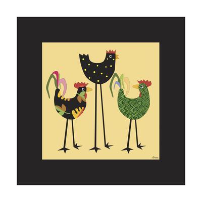 Chickens Incognito 1