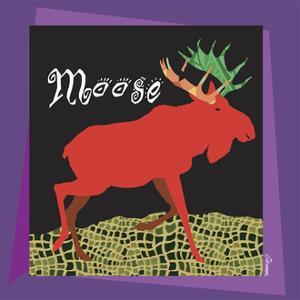 Moose by Michelle Glennon