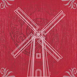 Windmill by Michelle Glennon