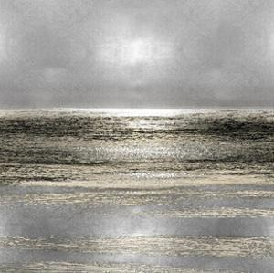 Silver Seascape I by Michelle Matthews