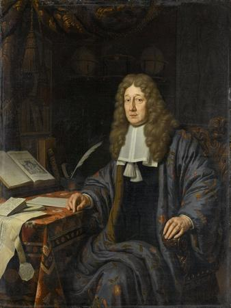 Portrait of Johannes Hudde