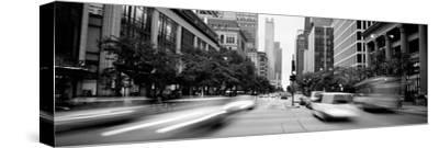 Michigan Avenue, Chicago, Illinois, USA