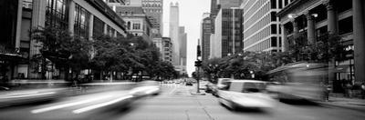 Michigan Avenue, Chicago, Illinois, USA