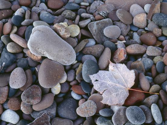 Michigan, Porcupine Mountains Wilderness State Park-John Barger-Premium Photographic Print