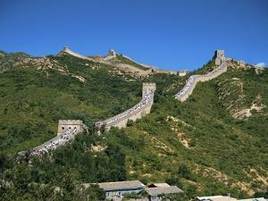 Great Wall of China by Mick Roessler