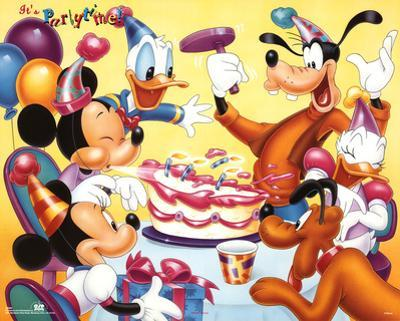 Mickey Mouse and Friends Birthday Party