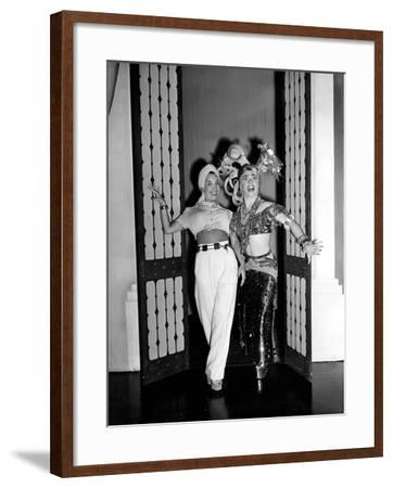 'Mickey Rooney, Carmen Miranda, Babes on Broadway, 1941' Photographic Print | Art.com