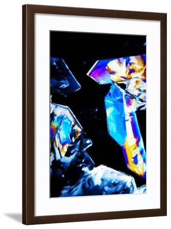 Micro Crystals-3quarks-Framed Photographic Print