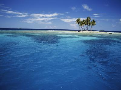 Micronesia, Tonowas, View of Idyllic Tropical Dublon Island-Stuart Westmorland-Photographic Print