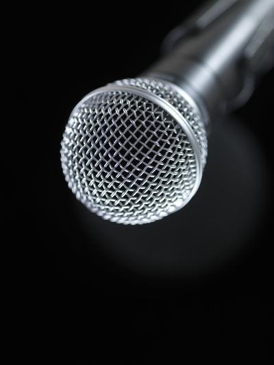 Microphone-Tek Image-Photographic Print