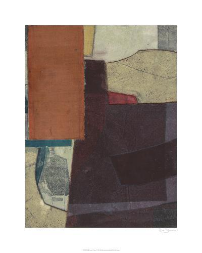 Mid-Century Collage I-Rob Delamater-Limited Edition