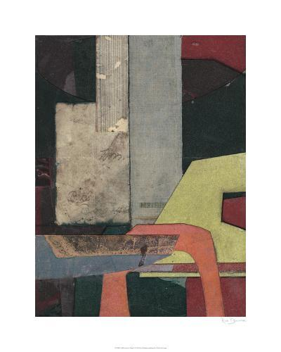Mid-Century Collage II-Rob Delamater-Limited Edition