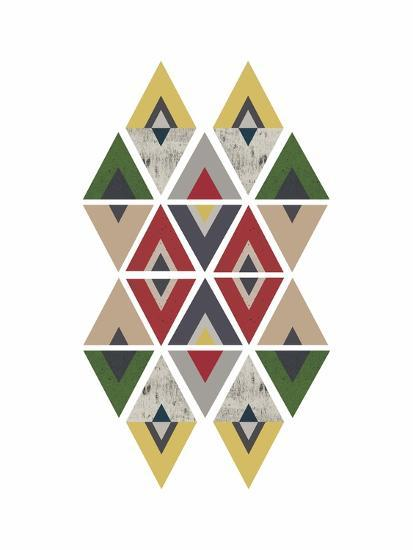 Mid Century Safari F-Urban Epiphany-Art Print