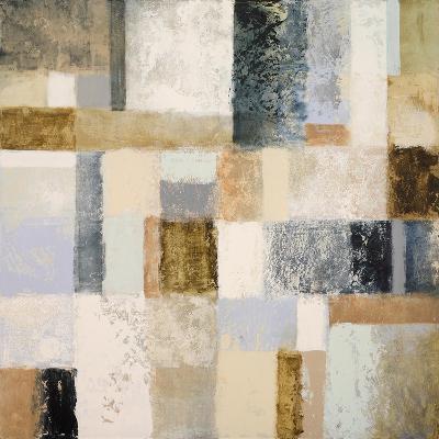 Mid Geometry I-Michael Marcon-Art Print