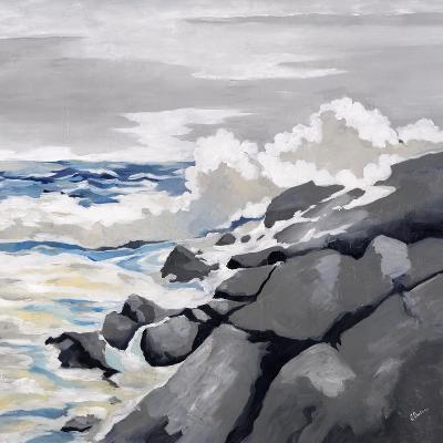 Mid-Morning Coast-Rikki Drotar-Giclee Print