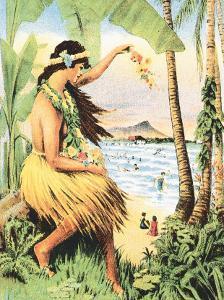 Mid Pacific Carnival 1915, Honolulu, Hawaii, USA