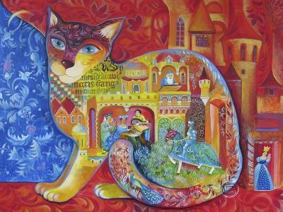 Middle Ages-Oxana Zaika-Giclee Print