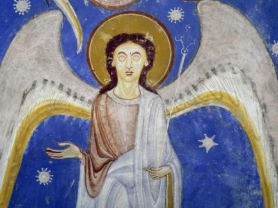Middle Angels, Detail of Western Arm of Stone Cross--Giclee Print