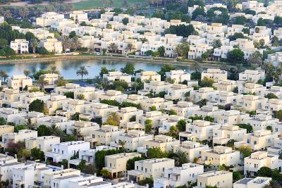 Middle East, United Arab Emirates, Dubai, Residential Villas-Christian Kober-Photographic Print
