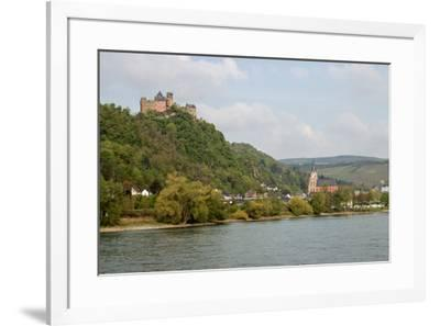 Middle Rhine. Cochem, Germany.-Tom Norring-Framed Premium Photographic Print