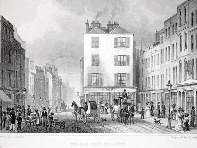 Middle Row-Thomas Hosmer Shepherd-Giclee Print
