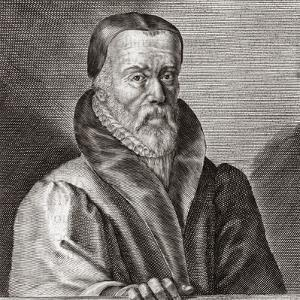 William Tyndale, English Scholar by Middle Temple Library