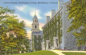 Middlebury College, Middlebury, Vermont