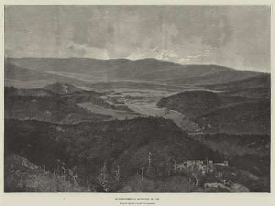 Middlesborough, Kentucky, in 1889-Charles Auguste Loye-Giclee Print