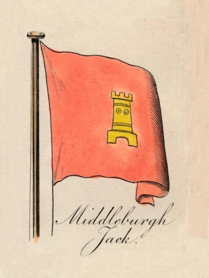 'Middlesburgh Jack', 1838-Unknown-Giclee Print