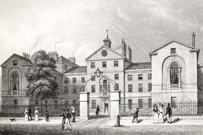 Middlesex Hospital-Thomas Hosmer Shepherd-Giclee Print