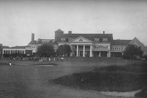 Midlothian Country Club, Chicago, Illinois. 1925