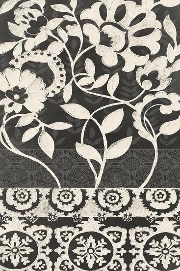 Midnight Batik I-Chariklia Zarris-Art Print