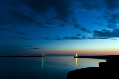 Midnight Blue-Niels Christian Wulff-Photographic Print