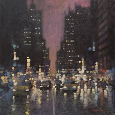 Midnight City-David Hinchliffe-Giclee Print