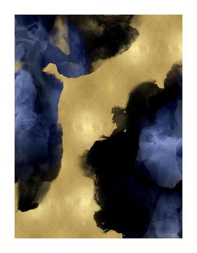Midnight Gold I-Lauren Mitchell-Giclee Print