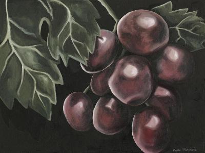 Midnight Grapes-Megan Meagher-Art Print