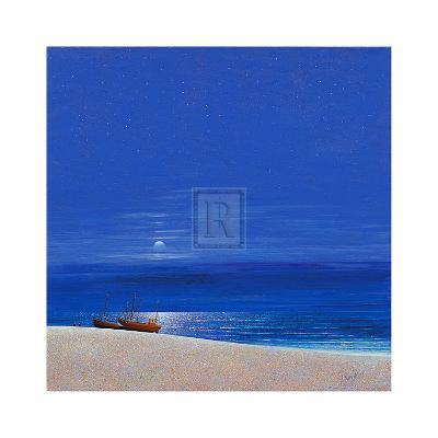 Midnight High And Dry I-Alex Jawdokimov-Art Print