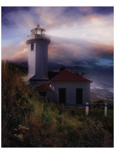 Midnight Hope II-Steve Hunziker-Art Print