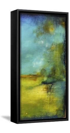 Midnight Jewel II-Erin Ashley-Framed Canvas Print