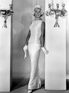 Midnight Lace, Doris Day, 1960, Evening Gown Designed by Irene