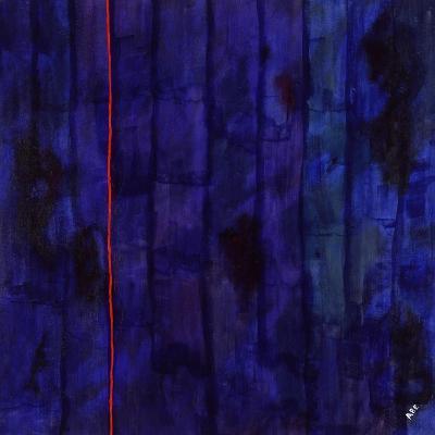 Midnight Panorama I-Abe Abe-Giclee Print