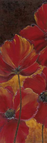 Midnight Poppy I-Richard Henson-Art Print