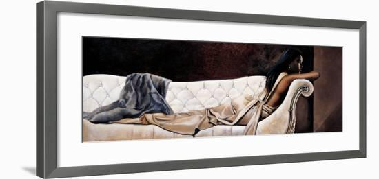 Midnight Reverie-Ron DiScenza-Framed Art Print
