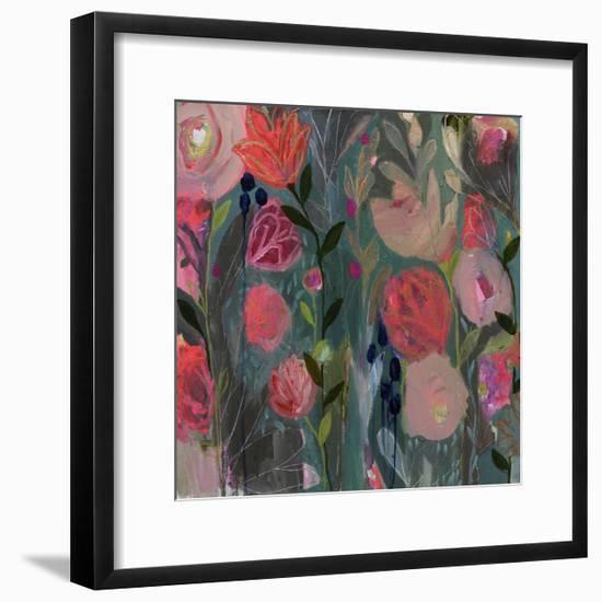 Midnight Wish-Carrie Schmitt-Framed Giclee Print