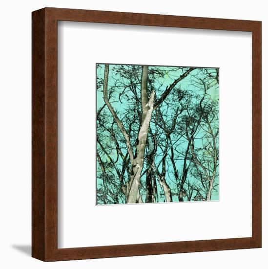 Midori 3--Framed Art Print