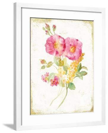 Midsummer II Gold-Danhui Nai-Framed Art Print
