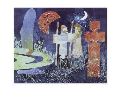 Midsummer Night, 1994-Gloria Wallington-Giclee Print