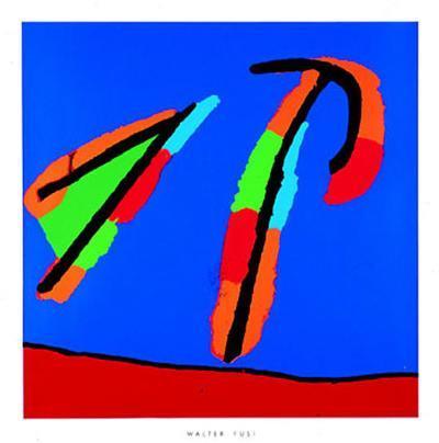 Midsummer Night's Dream-Walter Fusi-Serigraph