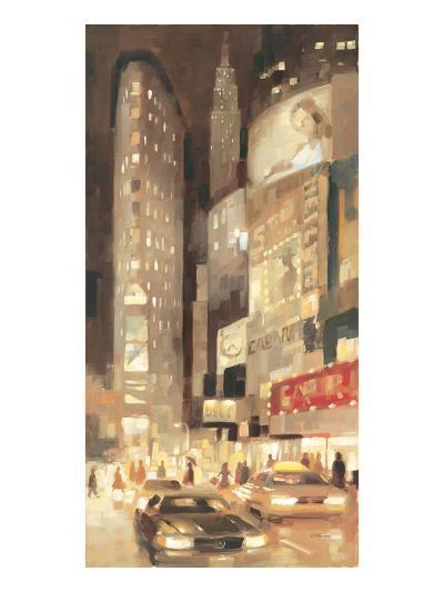 Midtown Glow-Paulo Romero-Art Print
